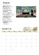 2020年5月カレンダー(Beautiful days)