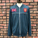 1980s Admiral Track Top Made In England Chest 41-43