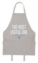 CANVAS APRON ( USEFUL ) GRAY
