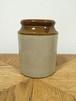 Large stone jar