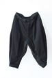 "【VITAL】Sumi Dyed "" Sashiko"" Tuck Volume Pants (black)"