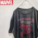 Vintage MARVEL マーベル Spiderman スパイダーマン Design T-Shirt