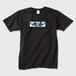 【XLサイズ】D_Drive Yuki Blue RosesロゴTシャツ