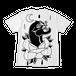フルグラフィックTシャツ TRAD PANTHER ホワイト