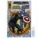 ●マーベルレジェンド レトロ 3.75 コレクション キャプテンアメリカ&ブラックパンサー