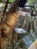 (小) 250ml 瓶型ソーラーランタン ソネングラス
