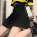 【ボトムス】人気TOP1ストリート系プリーツスカート20850140