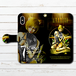 #045-019 iPhoneケース スマホケース 手帳型 全機種対応 おしゃれ メンズ iPhoneXS/X Xperia iPhone5/6/6s/7/8 ケース 人気 Galaxy ARROWS AQUOS HUAWEI Zenfone タイトル:7つの大罪_強欲 作:kis