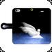 #004-006 iPhone8対応  綺麗系・ファンタジー系 《星屑》 手帳型iPhoneケース・手帳型スマホケース 全機種対応 作:水無月りい Xperia ARROWS AQUOS Galaxy HUAWEI Zenfone