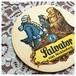 ペーパーコースター ドイツ ビールコースター Salvator デッドストック