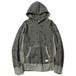 RUDE GALLERY BLACK REBEL NIGHT CAMO RIDING PARKA