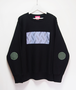 Cyber window sweat shirt