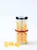 【京あめ いろむすび】黄金(べっ甲) ビン入タイプ