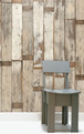 【NLXL】 PIET HEIN EEK  scrap wood wallpaper  PHE-02