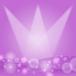 背景 イラスト 紫 パープル