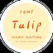 《フォントデータ》Tulip