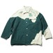 "NOMA t.d ""SO EXCLUSIVE"" Bleach Coverall Jacket(GREEN)"