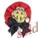 Military rosetta broach M