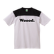 Woood.2 tone T / Black and White