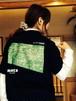 moeco Tシャツ 東京回路線図  (色 ブラック)【回路線図ステッカー4種セットプレゼント】