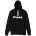Woood.hoodie / Black