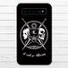 #044-015 モバイルバッテリー おすすめ おしゃれ メンズ iphone Android スマホ 充電器 タイトル:embrem 作:kis