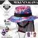 RSA192750 ロキシー BEACH HAT サーフハット レディース 花柄 MIKA NINAGAWA ROXY
