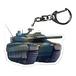 イラストキーホルダー  10式戦車