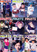 FRUiTS No.2~No.10 9冊