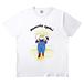「mamotte agetai」Tシャツ