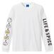 FUKUO CURRY(ループ) ロングTシャツ