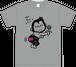 Tシャツ(グレー)