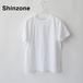 THE SHINZONE/シンゾーン ・ベーシッククルーネックtee