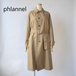 Phlannel sol /フランネル・Motorcycle Coat