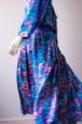 Diane Freis 70's silk dress