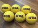 【初心者用ボール】 JFBA監修ボール6個セット(イエロー)