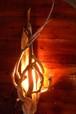 『金斗雲』流木照明・ルームランプ