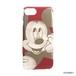 DISNEY/FOIL PRINT iPhoneケース/YY-D004 RD