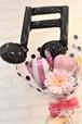 ミュージックバルーンS【花束型】
