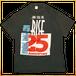 """""""Indiana Black Expo 25 Anniversary"""" Vintage Fes Tee Used"""