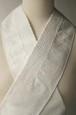 刺繍半衿・収穫・白のハンドワッシャー