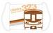 ガーゼマスク 323系 大阪環状線