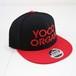 YOCO ORGAN LOGO SNAPBACK 03 (Red)