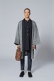 羽織 / T-KIMONO / Cotton-Wool / Gray(With tailoring)