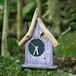 【送料無料】 とりっこハウス壁掛け時計、置き時計-14