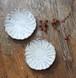 器のしごと 小菊小皿 ホワイト