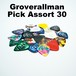 Groverallman Pick お試しアソート【30枚】