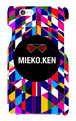 MIEKO.KENオリジナルiPhone6.6sケース