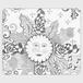 手帳型(帯なし)サイズ(M):kazue.M_001(夏の終わり)