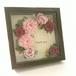 frame arrange 15cm角(オークフレーム ダリアピンク A)
